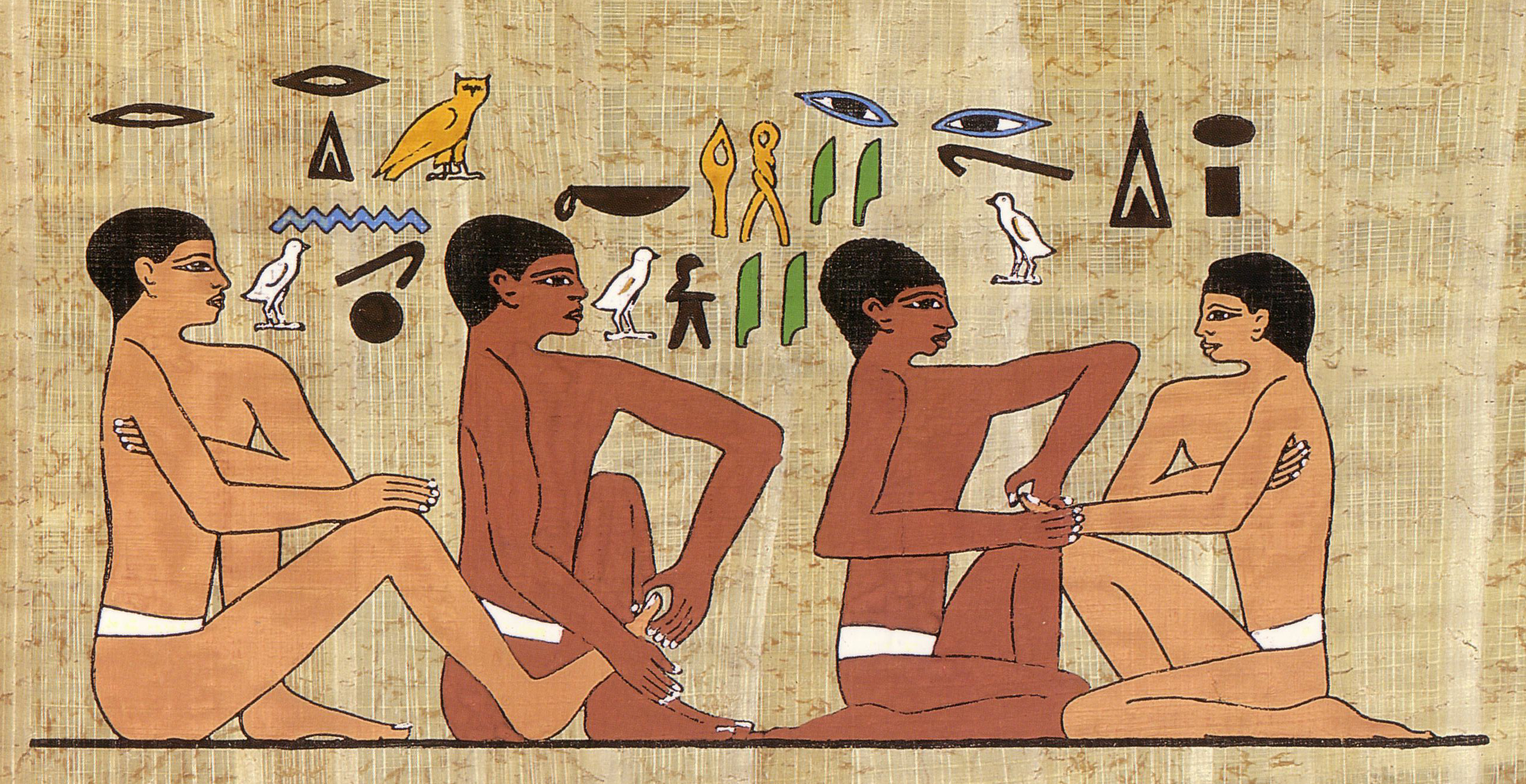 Hand and Foot Care Ancient Egypt